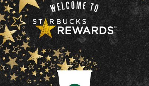 【ボーナススター】Starbucks Rewards(TM) ~ Catch the Magic Stars